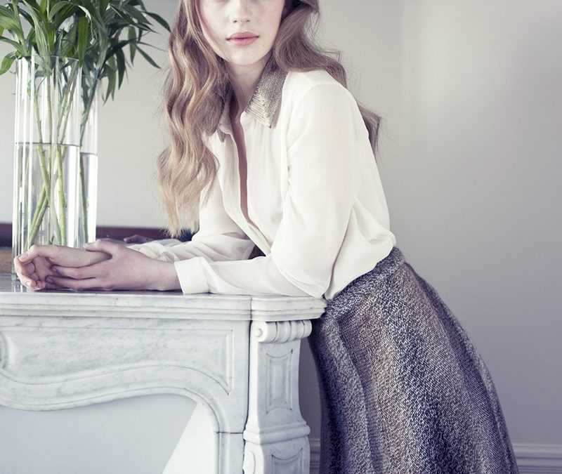Styllure Production for AUSTERMANN Fashion & Style in Paris: Photographer Wilfried Wulff.