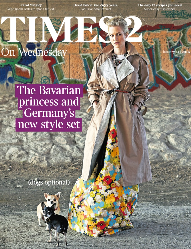 TIMES Cover